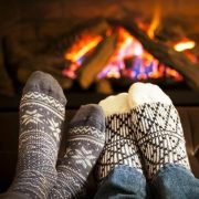 fireplace - 41 Warm Up Tips for Home and Work