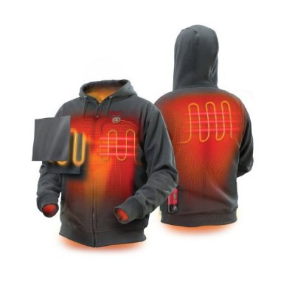 milwaukee m12 gray heated hoodie kit 19 - Milwaukee Heated Hoodie Review