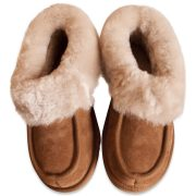 slippers - 41 Warm Up Tips for Home and Work
